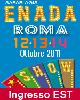 Mercoledì 12 ottobre serata inaugurale di Enada