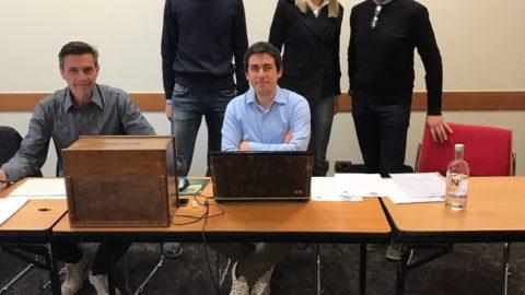 VERBALE DI ASSEMBLEA delegazione Lombardia del 04 Luglio 2018 tenutasi presso Novotel Milano.