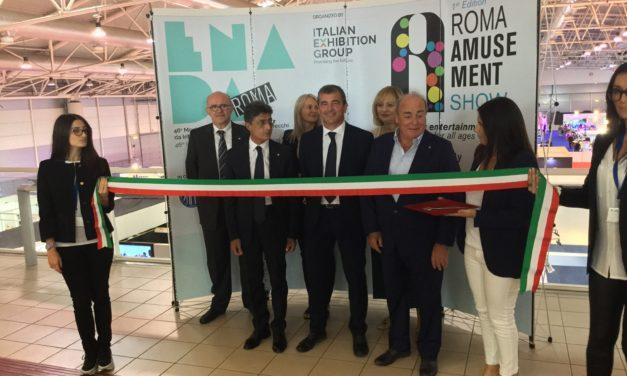 """Enada Roma, Curcio: """"Nuovo aumento tasse è ipocrisia dello Stato, il settore rischia di implodere"""""""