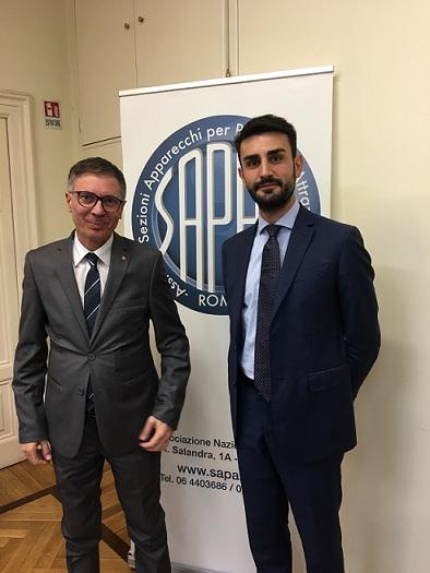 È l'avvocato Giuseppe Argentino il nuovo Segretario Nazionale della Sapar.